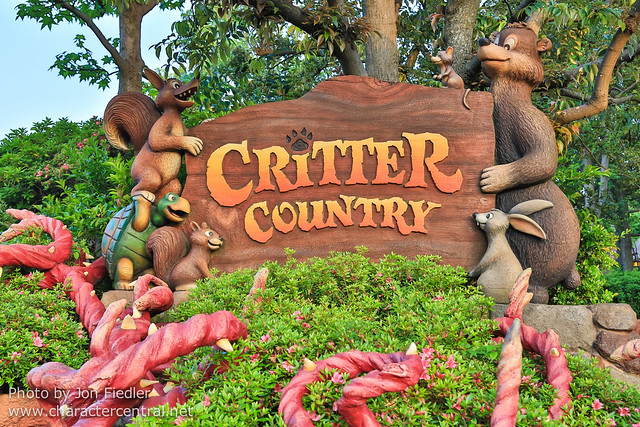 Tokyo May 2014 - Wandering through Critter Country