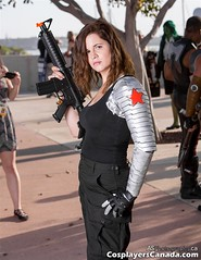 Winter Soldier at SDCC 2014