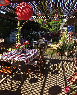 Pat's 4th of July Party