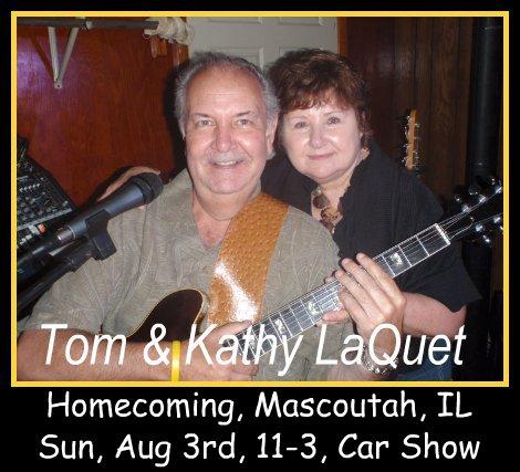 Tom & Kathy LaQuet 8-3-14