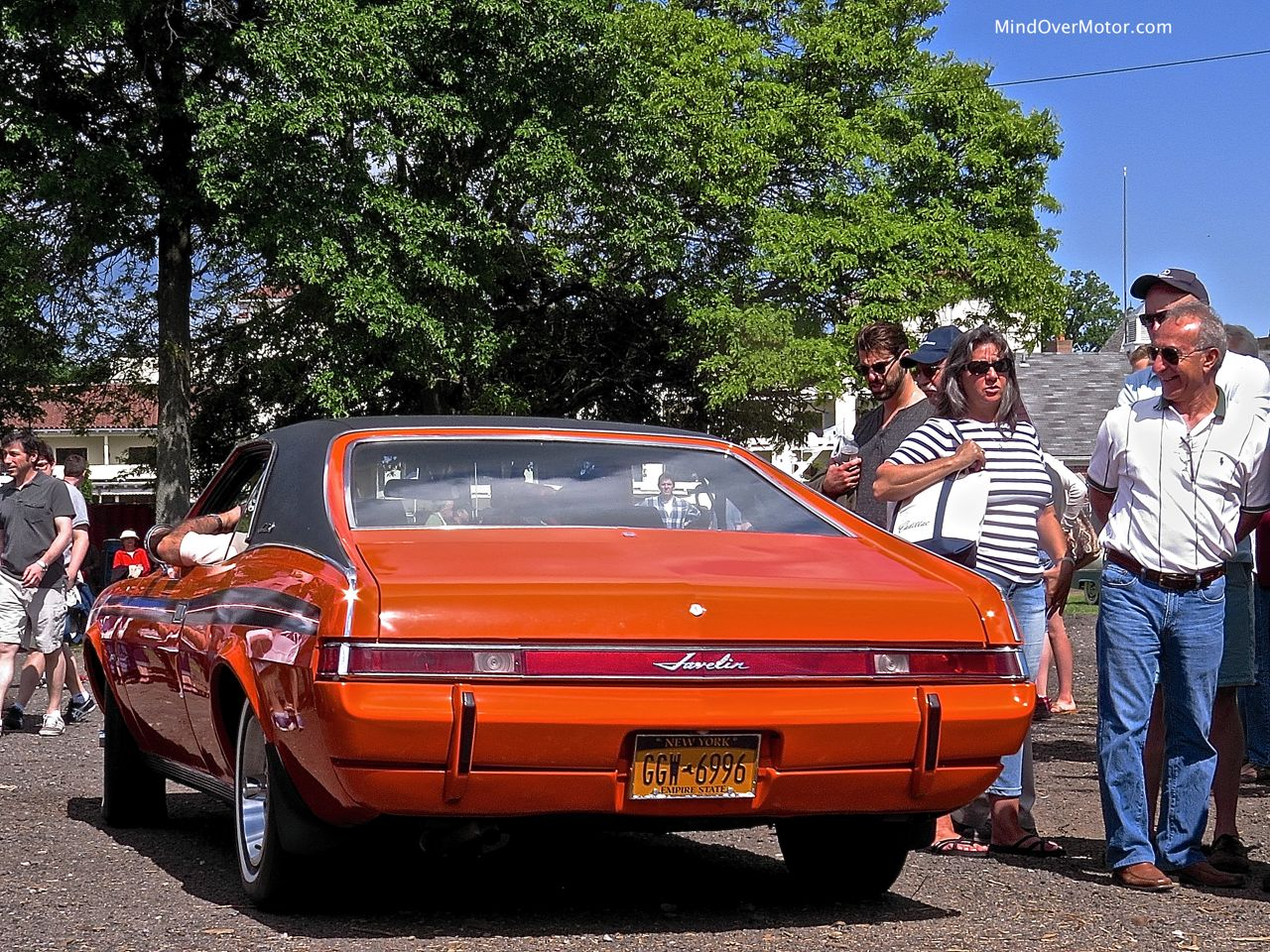 1969 AMC Javelin SST Rear