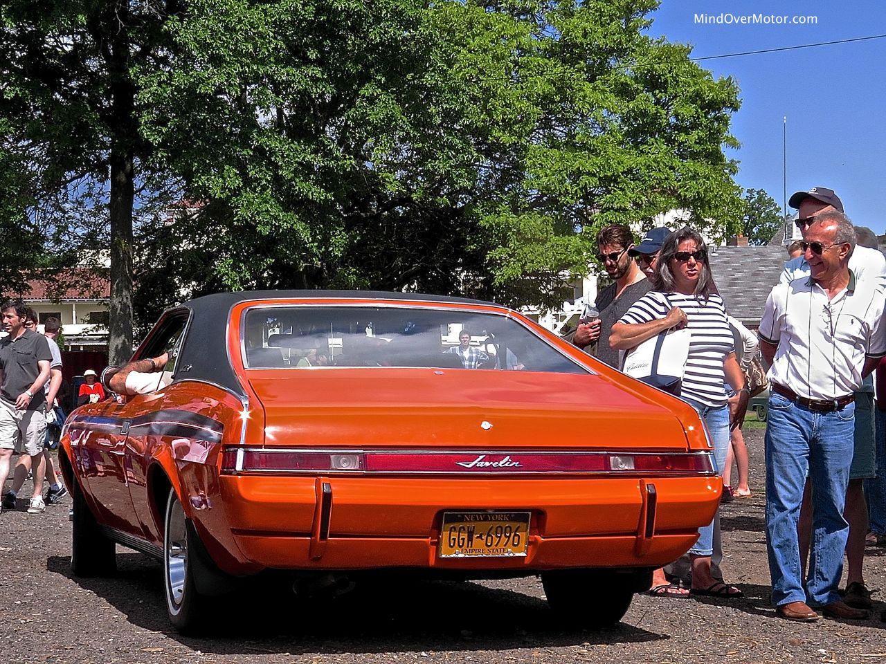 1969 AMC Javelin SST Rear