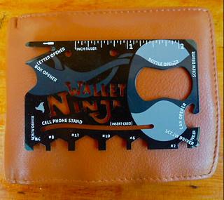 wallet & tools