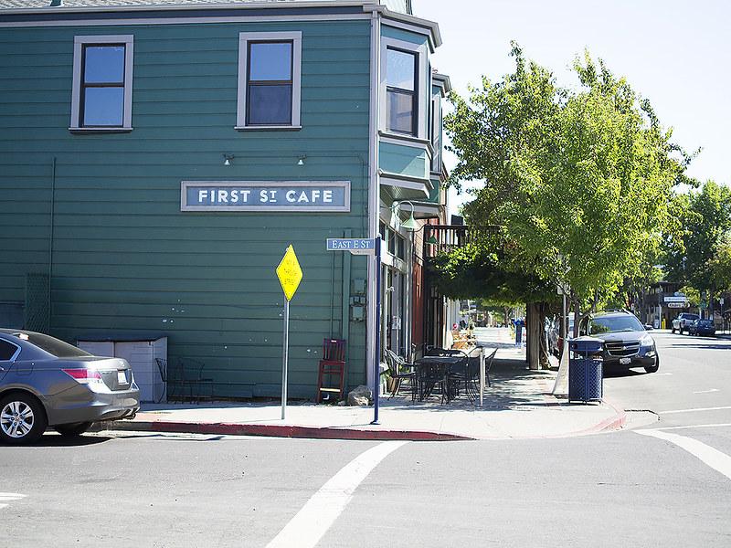 First Street Cafe