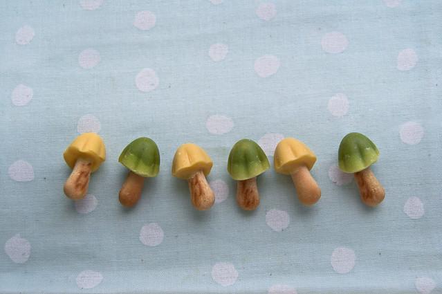 Yummy mushrooms Kinoko No Yama「きのこの山」