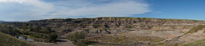 Bad bad bad bad lands, Drumheller