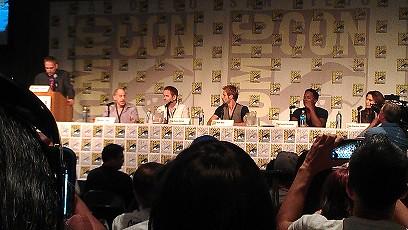 Constantine Comic-Con panel