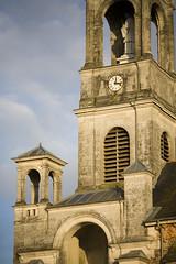 Eglise Saint-Louis-Marie Grignon à Montfort sur Meu