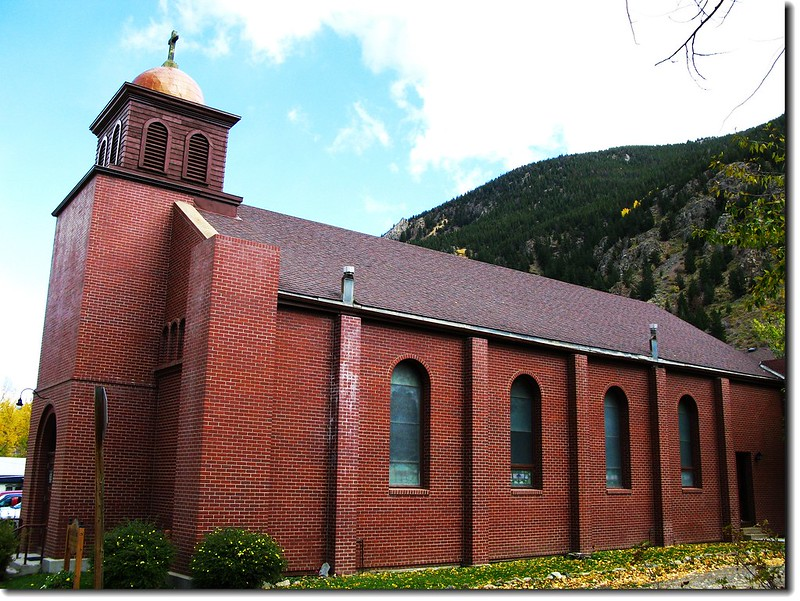 Our Lady of Lourdes Church(1919) 1