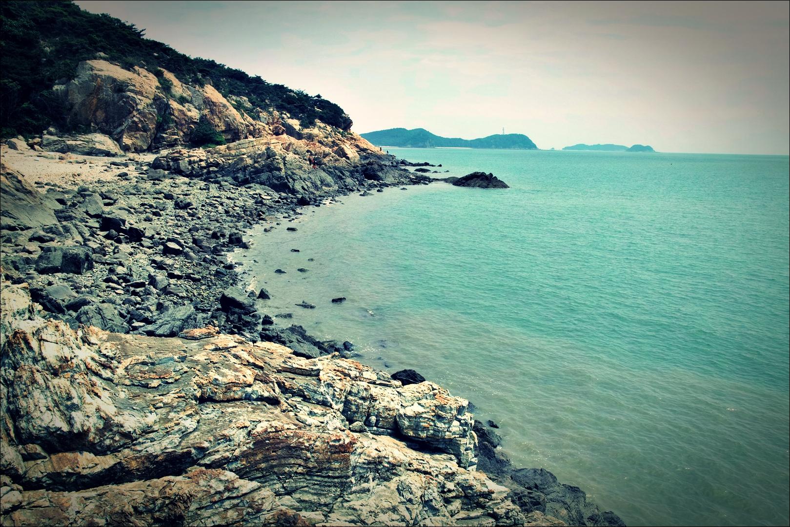 해안 트레킹-'장봉도 백패킹 Jangbongdo Backpacking'
