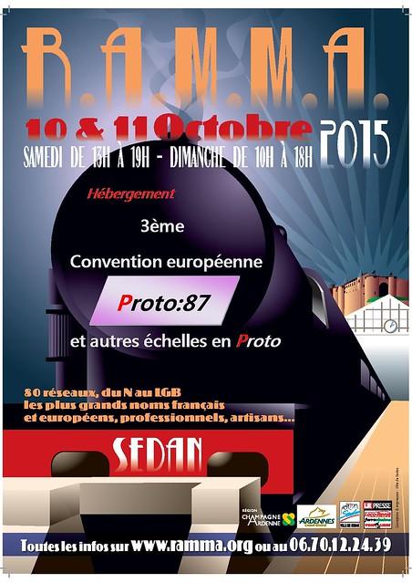 Poster Ramma 2015 Francais V11