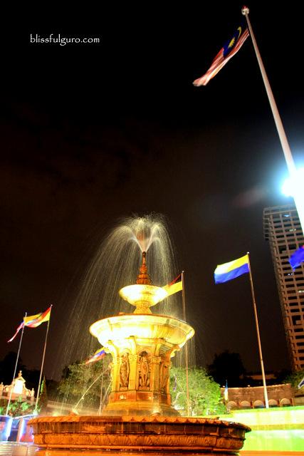 Kuala Lumpur Malaysia Merdeka Square