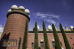 Teatro-Museo Dalí, Figueres