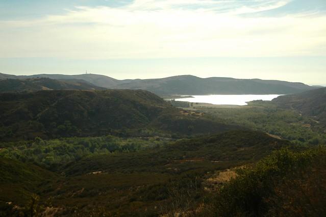 Irvine Lake -- Late Afternoon