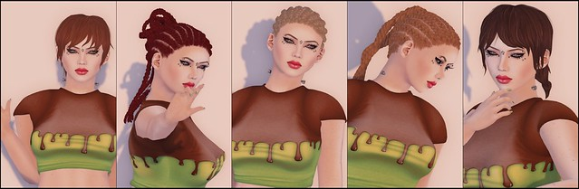 Hair Fair 2014 | Discord Designs