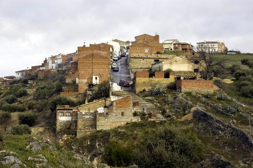 Jaén Chilluévar - Panorámica Auth Paco Gomez GPS 37.995639, -3.029136
