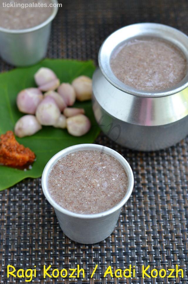 Keppai Koozh recipe