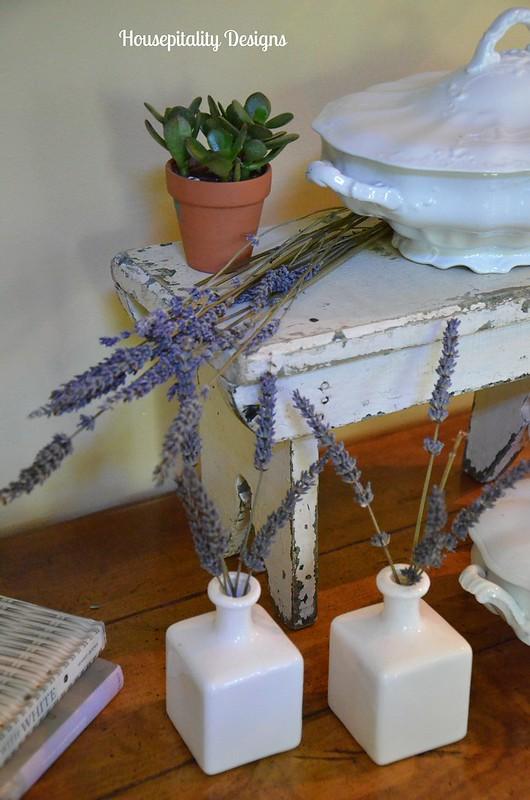 Lavender Vignette