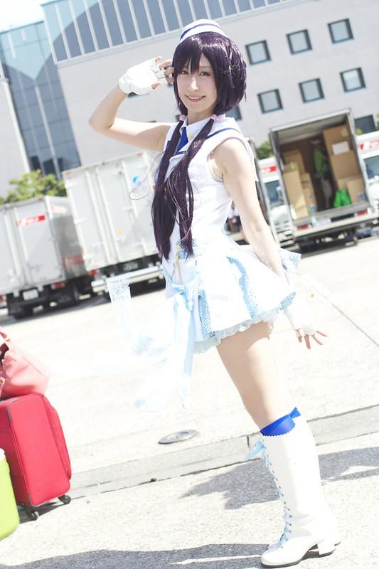 Toujyou Nozomi -comic market 86 cosplay-