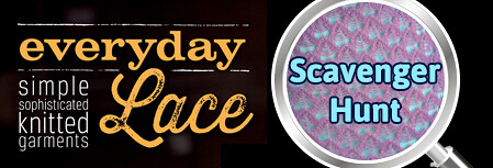 Everyday Lace Scavenger Hunt button