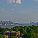 Manhattan Hudson and New Jersey from Cliffside Park