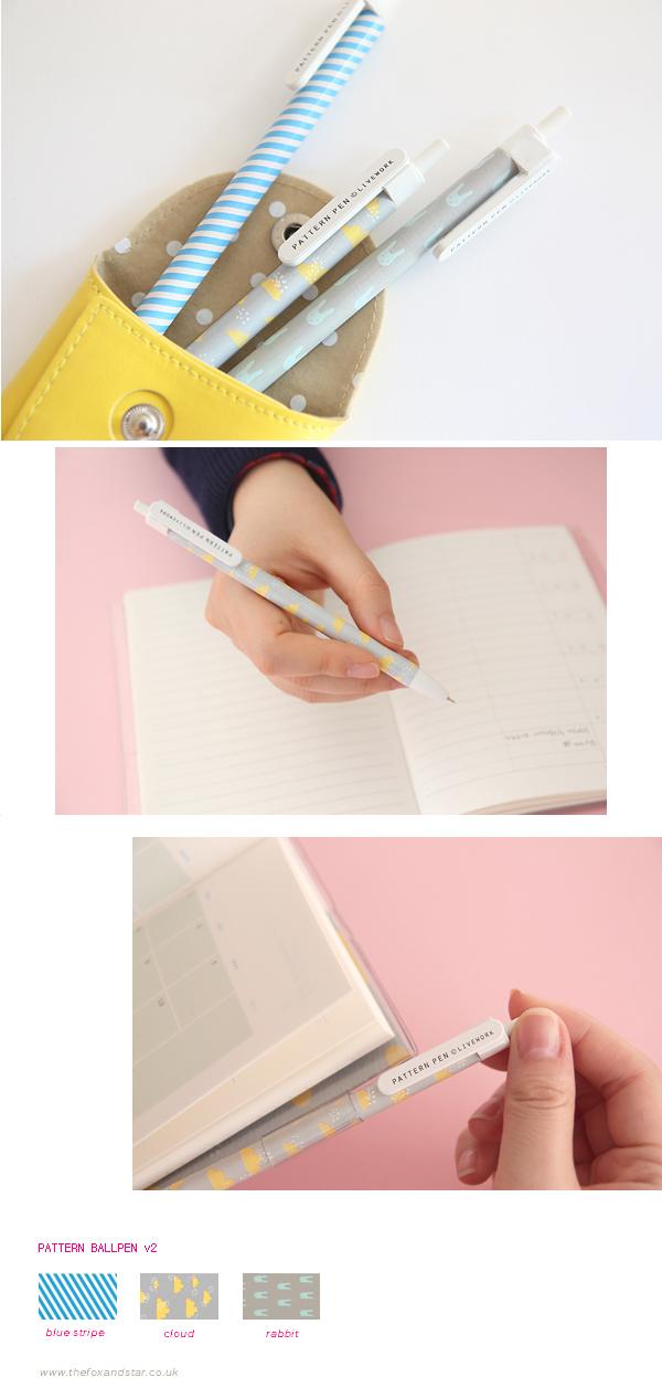Livework Pattern Pen
