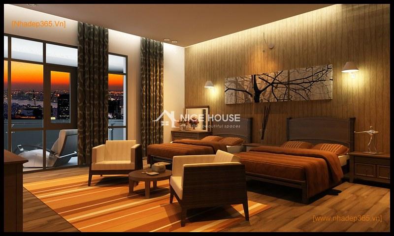 Thiết kế nhà phố tại Quảng Ninh - Mrs Thoa_24