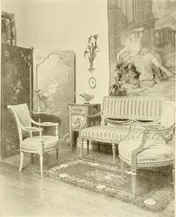 """Image from page 200 of """"The art of interior decoration"""" (1916)"""