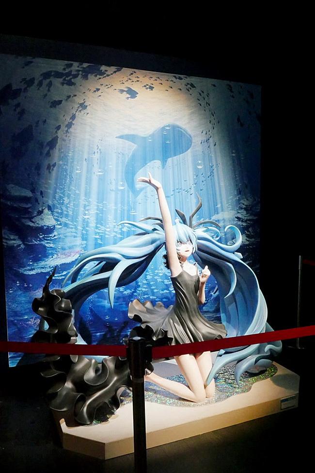Hatsune Miku-Magical Mirai -009