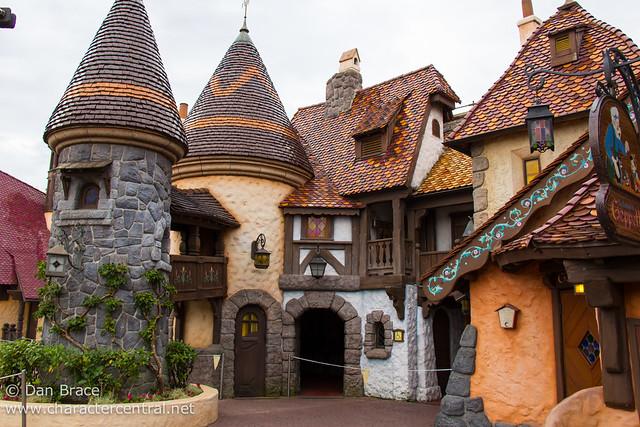 Exploring Fantasyland