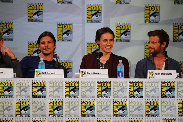 Penny Dreadful panel at San Diego Comic-Con 2014