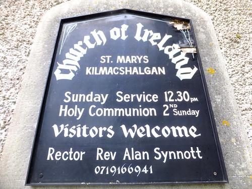 St Marys Church of Ireland Kilmacshalgan co Sligo 3