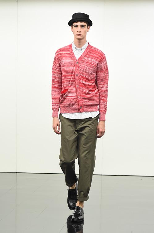 SS15 Tokyo COMME des GARCONS HOMME033_Corentin Renault(Fashion Press)