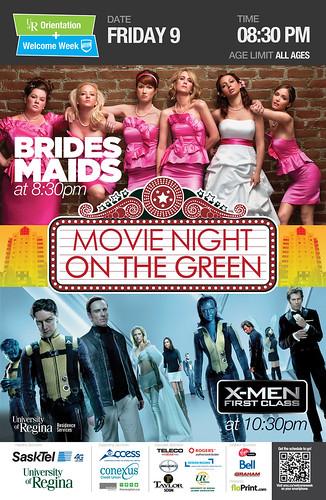 ww movie night