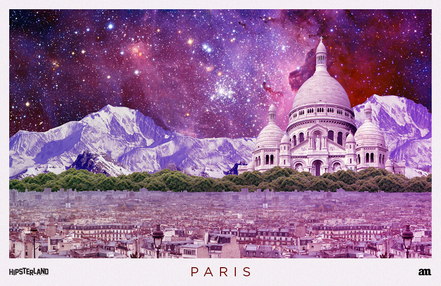 Paris - Hipsterland