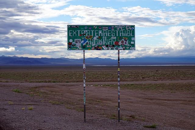 Area 51/Rachel Nevada