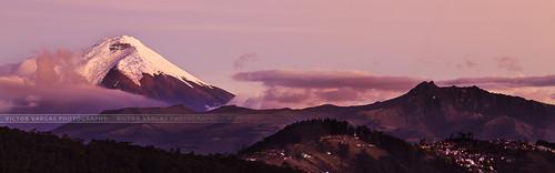 travel viaje sunset mountain snow landscape atardecer ecuador colours nieve paisaje andes montaña cotopaxi nevado volcan canon6d