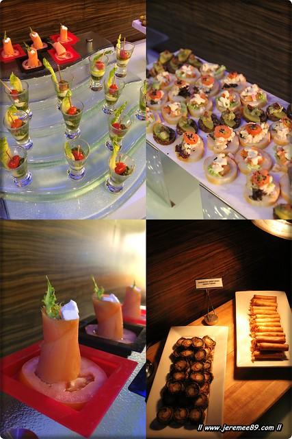Italian Buffet @ G Cafe - Tapas