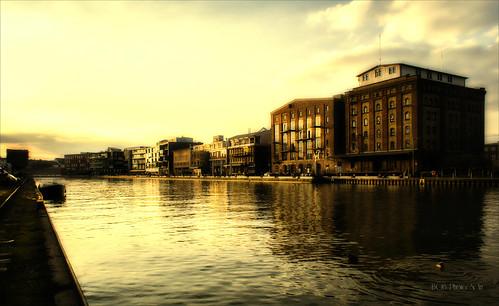 Am Mittelhafen Münster