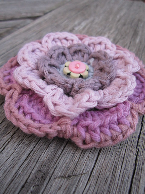 Triple layer flower (3)