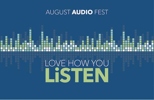 August Audio Fest at Best Buy
