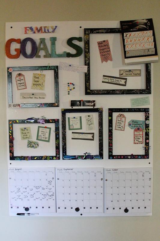 Goals Board1