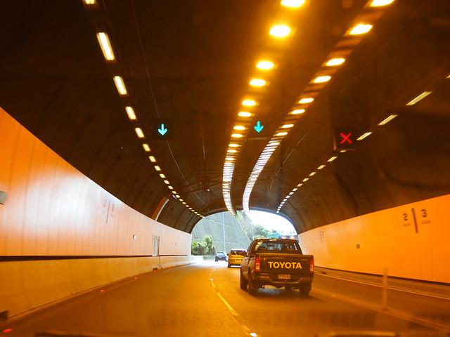Wellington Tunnel