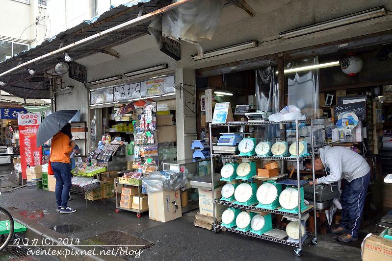16日本東京築地市場