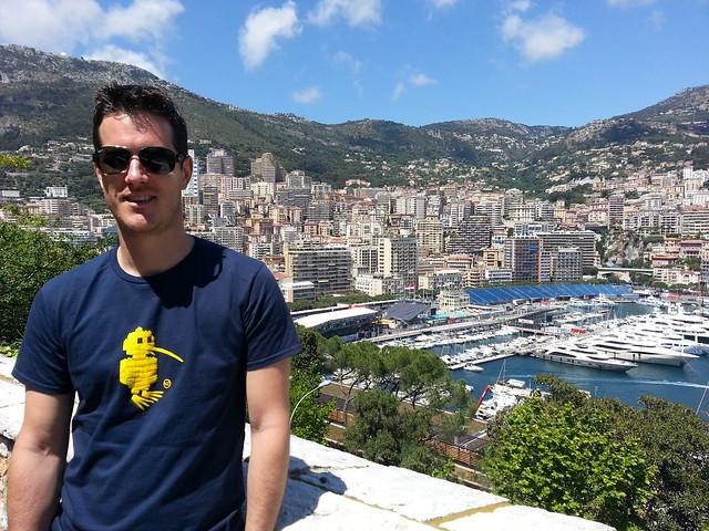 Monaco - South France