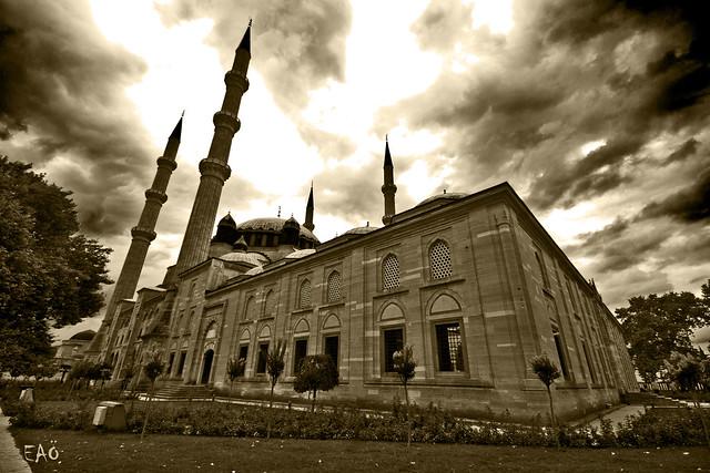 Selimiye Mosque III
