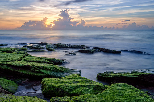 sunrise fortfisher wilmingtonnc coquina coquinarocks fortfishersunrise leebigstopper sonyilce7r sel2470z