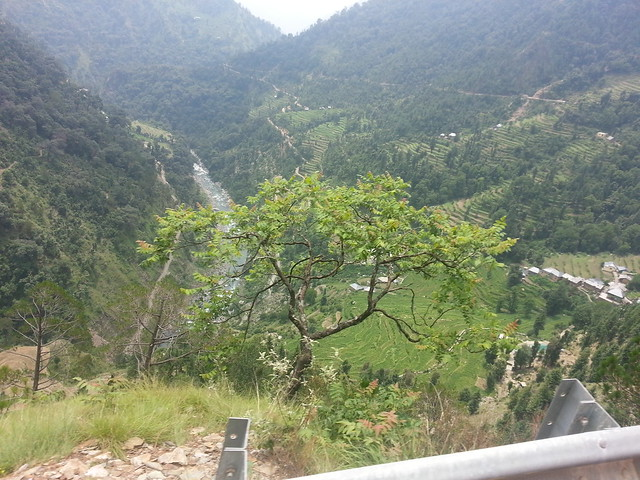 Way to Barot