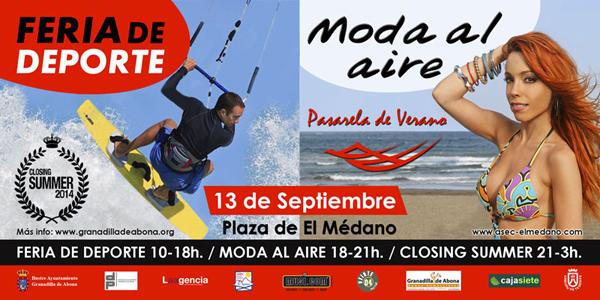 Feria El Medano