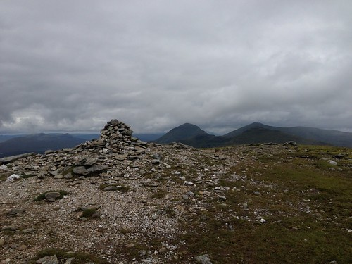 An Caisteal Cairn